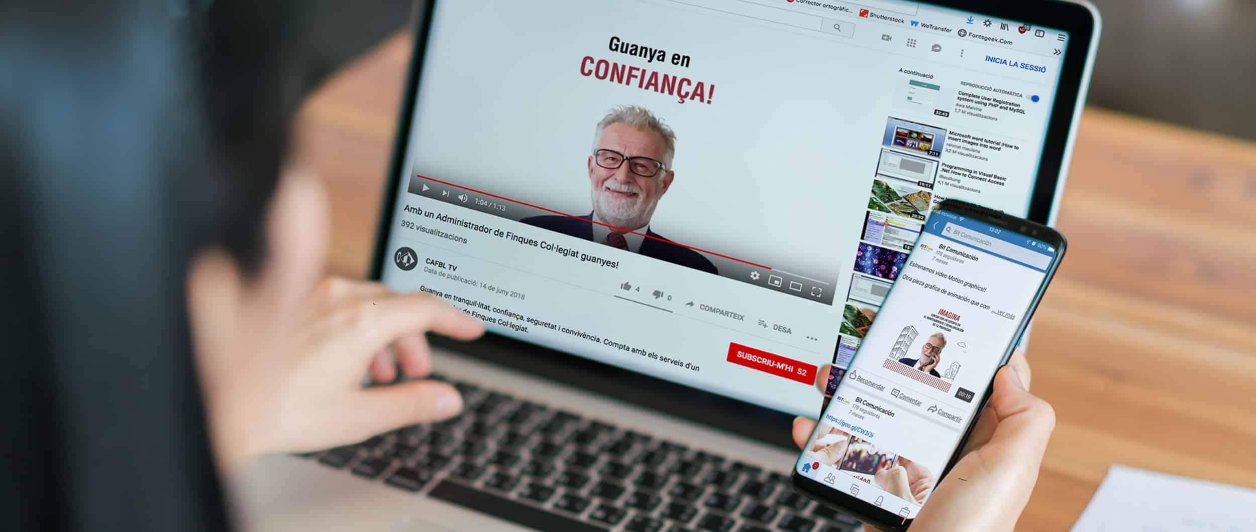 expertos en branding y diseño marketing online